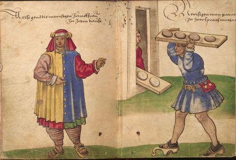 morisco-llevando-pan-weiditz-trachtenbuch-103-104-1530s