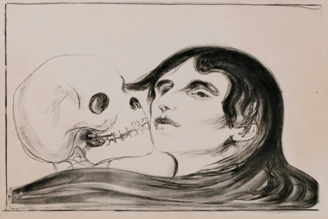 edvard-munch-the-kiss-of-the-death-1899