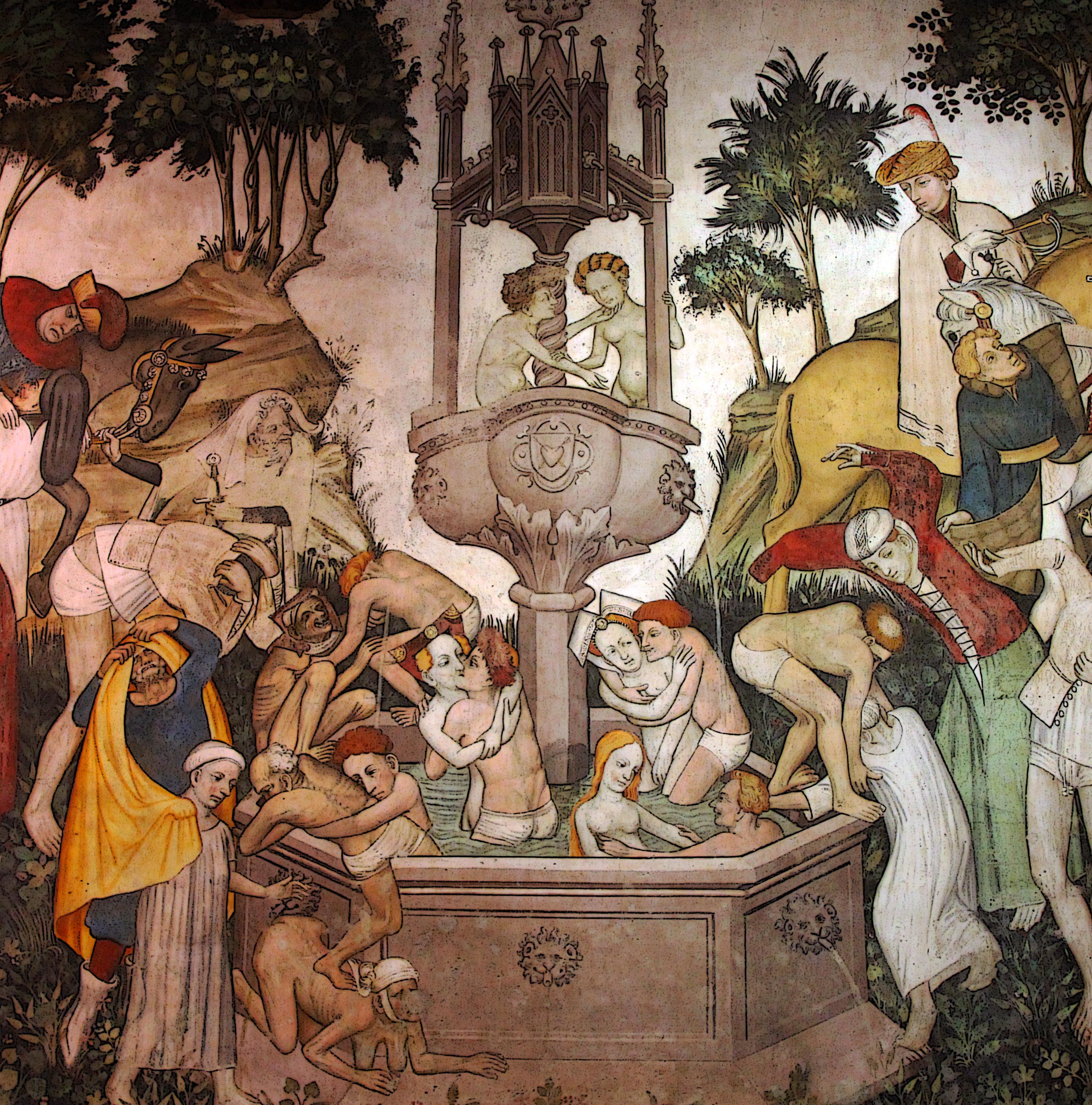 fonte-da-juventude-saluzzo-castello-della-manta-sala-baronale-1500