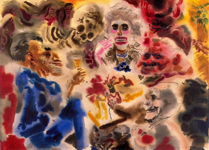 george-grosz-ghosts-1934