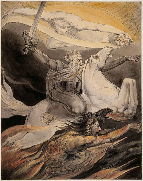 william-blake-death-on-a-pale-horse-c-1800