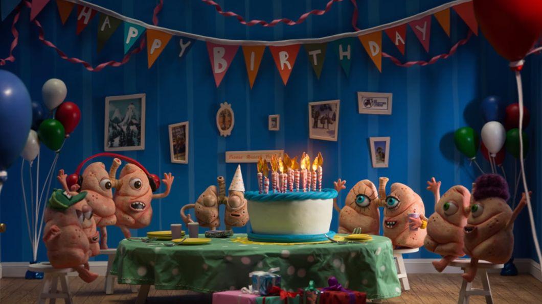 Antitabaco Birthday