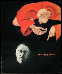 01. Catálogo da Exposição António Pedro 1909 1966.