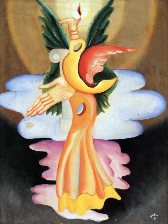 04. António Pedro. O anjo da guarda. 1939.