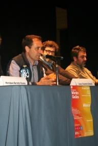 09. Mesa redonda. José Vicente Simeó. Fotografia de Franscisco Abrunhosa.