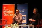 25. Encerramento. Pedro Dono e Francisco Abrunhosa. Fotografia de Adriana Silvério.