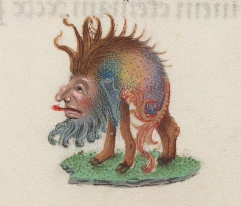 Beinecke MS 287. Hours, Use of Rome. End of the 15th century (Flanders).