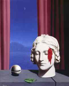 Memory, 1948 by René Magritte