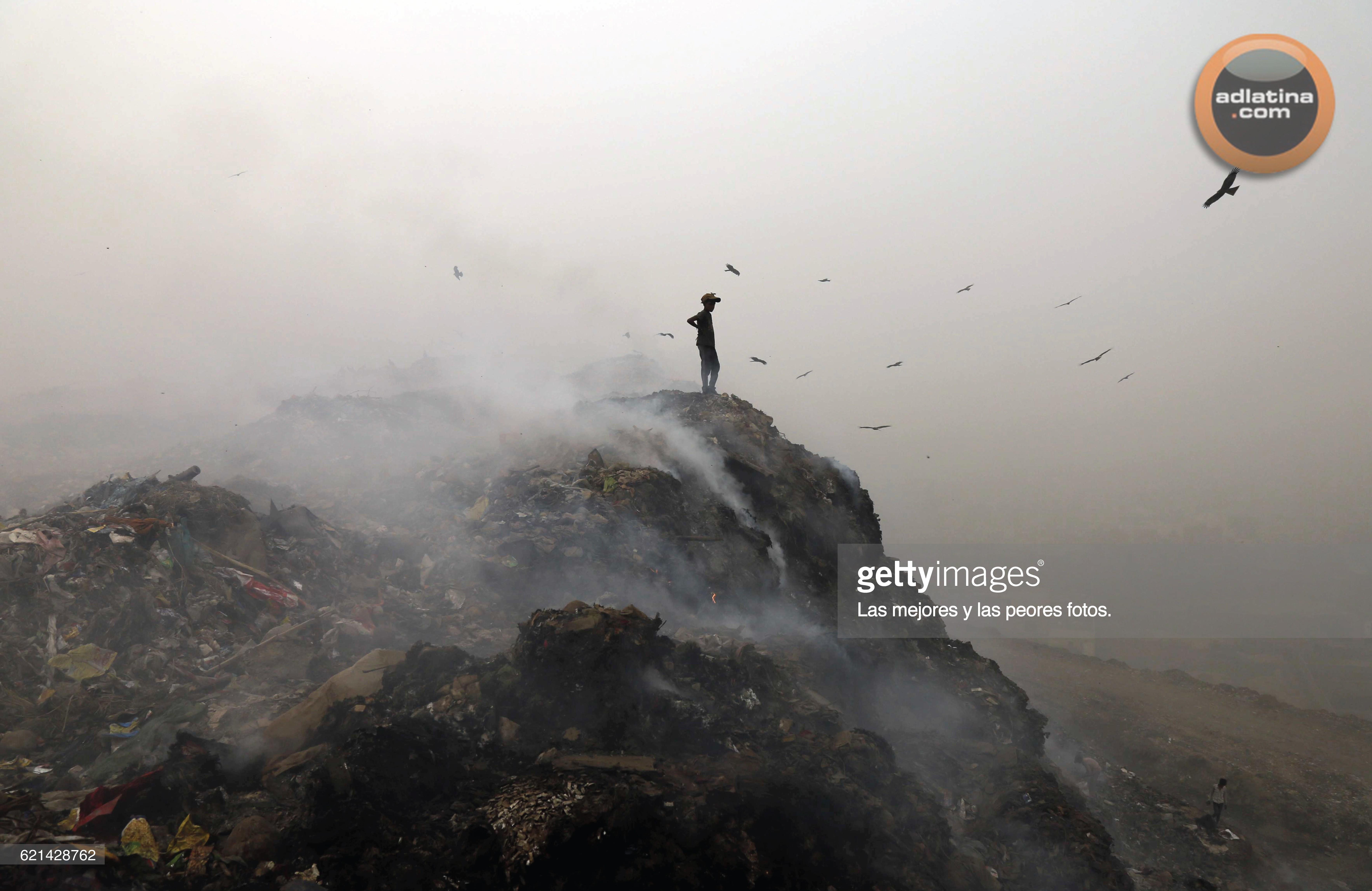 1. Lixo. Getty Images. DDB Argentina. A partir de Adlatina.