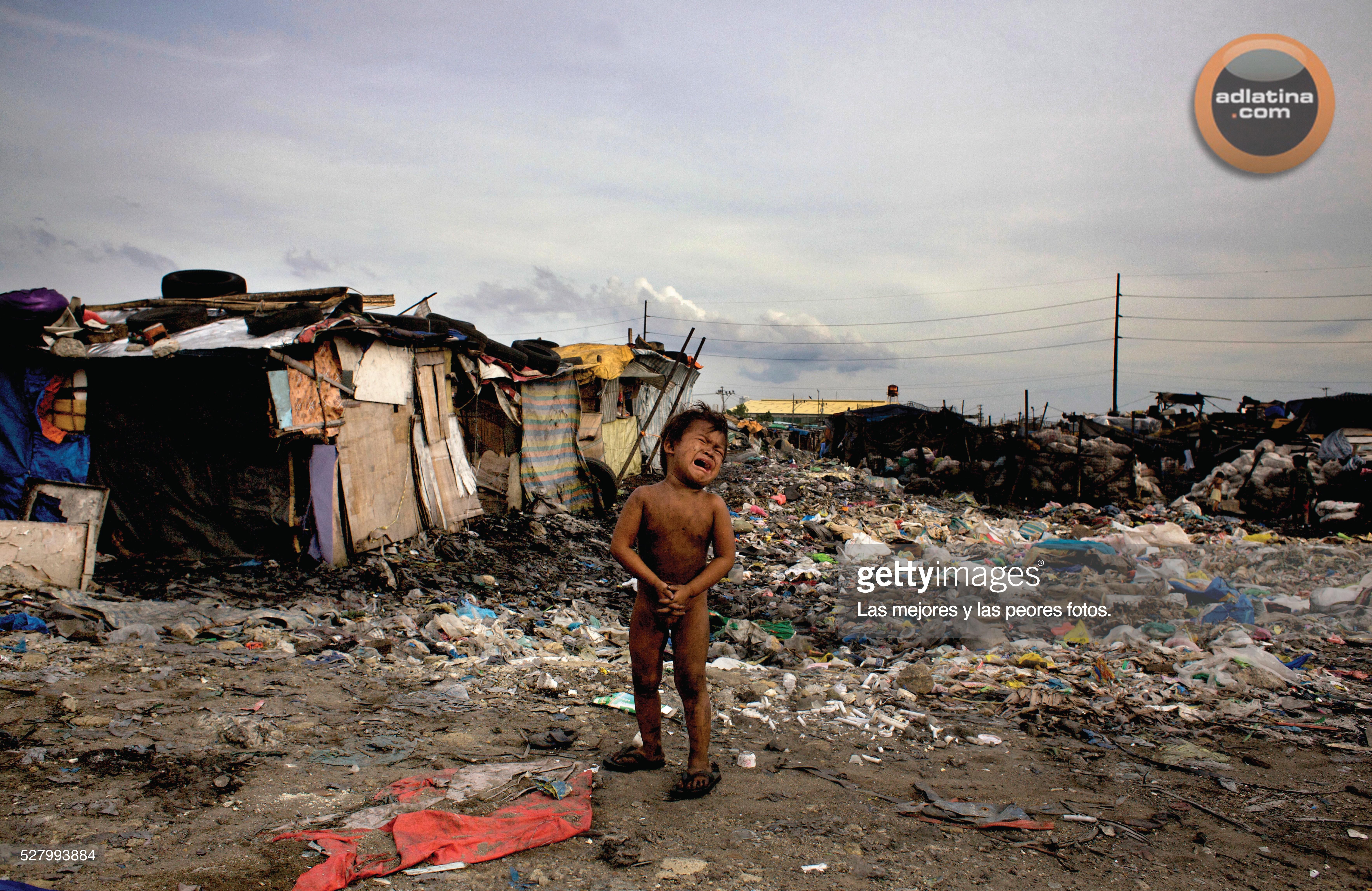 2. Pobreza. Getty Images. DDB Argentina. A partir de Adlatina.