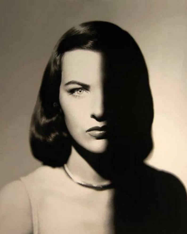 Man Ray, Ella Raines, 1947