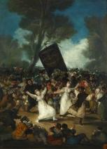 02. Goya. O enterro da sardinha. 1793