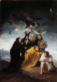 06. Goya. Conjuro ou as Bruxas. 1797-98