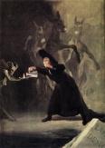 08. Goya. O Homem Enfeitiçado. 1798