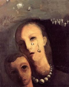 12 Felix Nussbaum. Pearls. 1939.