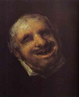 Goya. O tio Paquete. c.1820