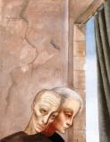 28 Felix Nussbaum. Couple Grieving. 1943