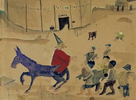 Candido Portinari. Circo. 1932.