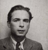 Felix Nussbaum retrato