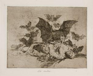 Goya. Desastres de Guerra 73. Las resultas