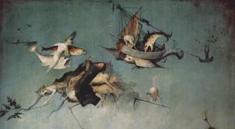 Hieronymus Bosch. Tentações de Santo Antão. 1495-1500