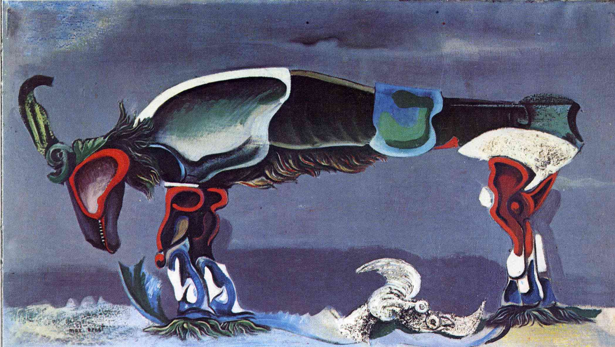 Max Ernst. The Beautiful Thing. 1925.