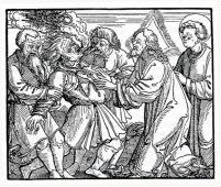 04, Jesus expulsa um demónio de um homem, in T. Troels-Lund: Dagligliv i Norden VI, s. 3