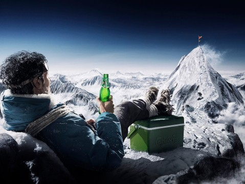 Carlsberg Everest