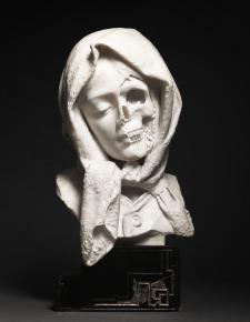 01. Vanitas italiana de finais do século XIX