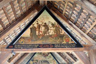 02. Kaspar Meglinger. Dança da Morte. Ponte Spreuer. Lucerna. Suíça. 1616-1637