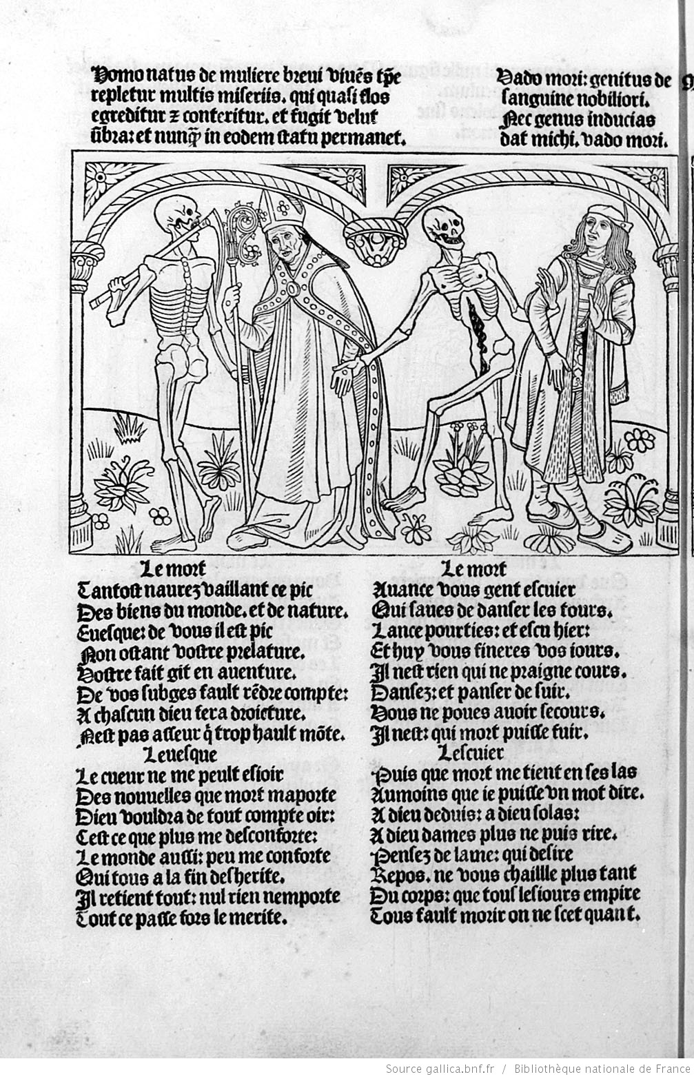 03. Guy Marchand. Danse Macabre, 1486.