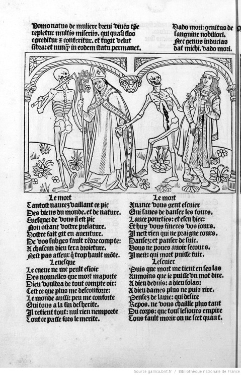03. Guy Marchand. Danse Macabre, 1486.