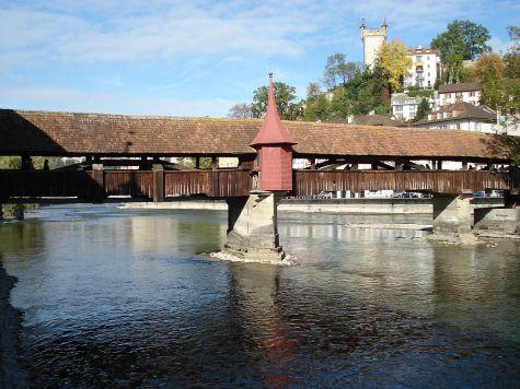 05. Kaspar Meglinger. Dança da Morte. Ponte Spreuer. Lucerna. Suíça. 1616-1637. Exterior