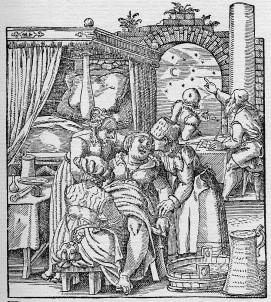 09. Jacob Rueff, De conceptu et generatione hominis, Francfort, Petrus Fabricius, 1587