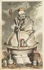 22. Thomas Rowlandson. A dança inglesa da Morte. 1815