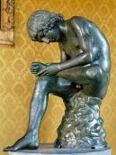 26. A tirar um espinho. Museu do Capitólio. Século I d.C.