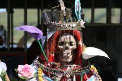 41. Santa Muerte. México