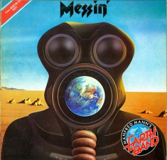 Manfred mann's Earth Band. Messin. 1973