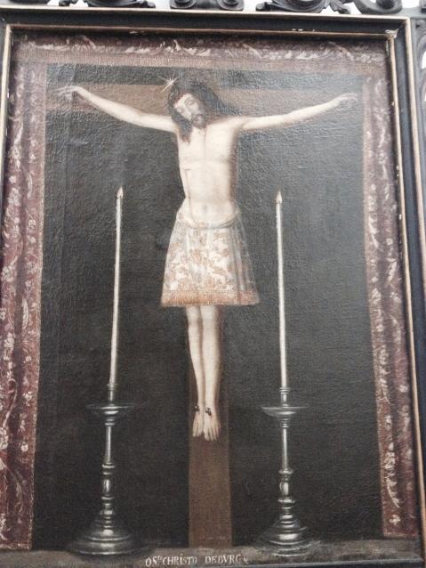 01. Cristo de Burgos. Igreja da Irmandade das Almas de S. José das Taipas. Porto