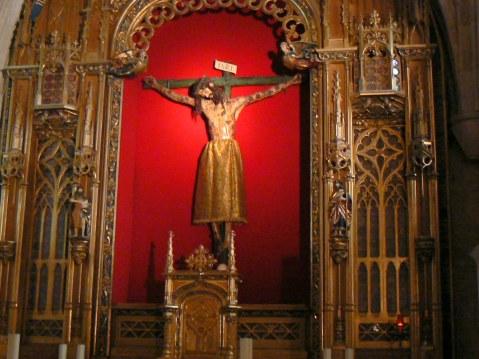 2. Santo Cristo de Burgos. Catedral. Espanha.