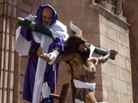 3. Santo Cristo de Burgos. Semana Santa. 2016.