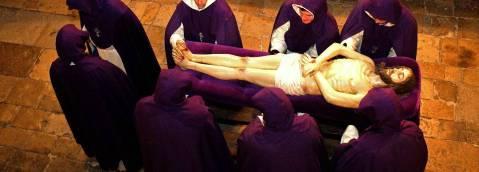 4. Santo Cristo de Burgos. Semana Santa. Espanha.