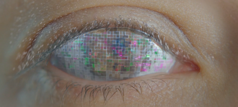 Screen eyes