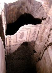 24. Domus Aurea. Interior.