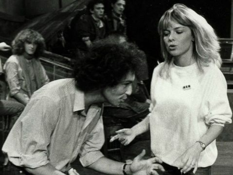 France Gall e Michel Berger