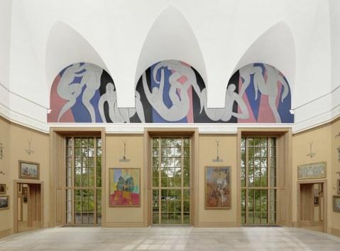 Henri Matisse. A dança. Barnes Foundation. 1933.