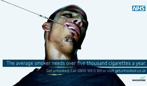 NHS. Anti-smoking