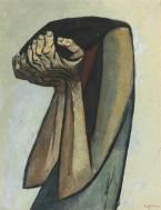 03. Eduardo Kingman. Figura Afligida (1963)