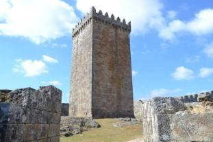 13. Melgaço. torre de menagem