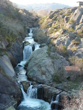 32. Cascatas do rio Labboreiro